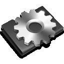 Alternate, Black, Developer, Folder icon