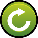sync, refresh, reload, open, update icon