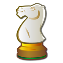 package, games, strategy, chess, horse icon