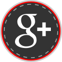 social, online, plus, google, media icon