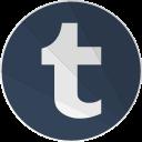 social, modern, modern media, tumblr, network, media icon