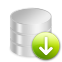 download,database,db icon