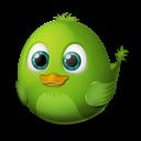 Adium Bird Connecting icon