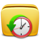 Folder, History, , Url icon