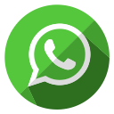 chat, social, whatsapp, media, internet, message, communication icon