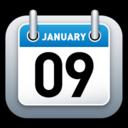 calendar,blue,date icon