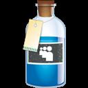 Bottle, Myspace icon