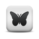 animal,butterfly icon