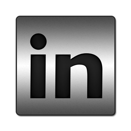 how to add icon to linkedin