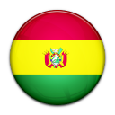 bolivia, country, flag icon