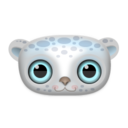 snow,leopard,animal icon