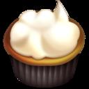 buttercream,cupcake icon