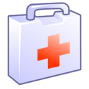 health, first, aid, medicine, kit icon