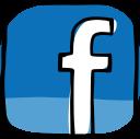 web, communication, network, social media, facebook, social, media icon