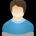 male, user, man icon