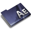 Adobe After Effects CS3 Overlay icon
