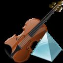 Level, Violin icon