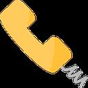 telephone, call, phone, communication, talk icon