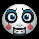mask, emot, capt, clown, avatar, spaulding, funny icon