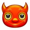 bsd, bsd, devil icon