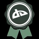 devianart, deviantart, social media, portfolio icon