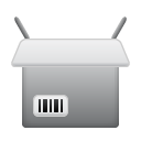 open, box icon