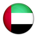 united, country, emirate, arab, flag icon