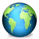 earth, planet, globe, world icon