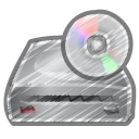 scribble cd driver icon