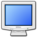 display, computer, screen, monitor icon