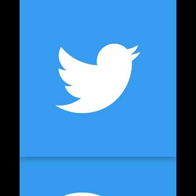 twitter, mirror, new icon