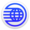 spaceship,earth,disc icon