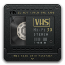 Video Vhs icon