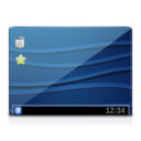 Places user desktop icon