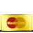 Card, Credit, Gold, Mastercard icon