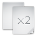 file, document, copy, duplicate, paper icon