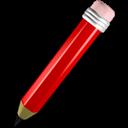 pencil, write, writing, pen, edit, draw, paint icon