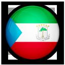 flag, guinea, equatorial, of icon