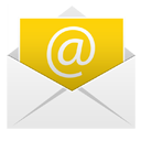 email, btn, base, android icon