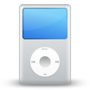 Devices multimedia player apple ipod icon