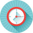 date, alarm, day, clock, operation, timer icon