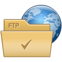 ftp, upload, file, folder icon
