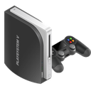 ps5, playstation 5, playsystem icon