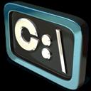 Dos, Ms icon