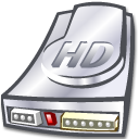 hard drive, unmount, hard disk, hdd icon