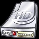 hdd,unmount,harddisk icon