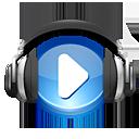 music store, web album icon