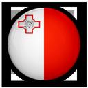 of, flag, malta icon