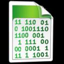 Binary icon