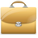 job, work, bag, employment, suitcase, career, travel, case, business, briefcase icon
